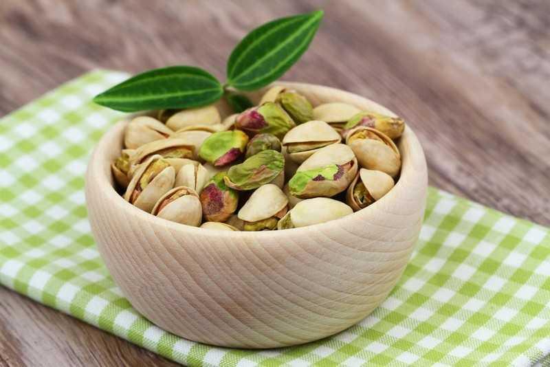 Фисташки: калорийность, польза и вред для организма женщин и мужчин, противопоказания