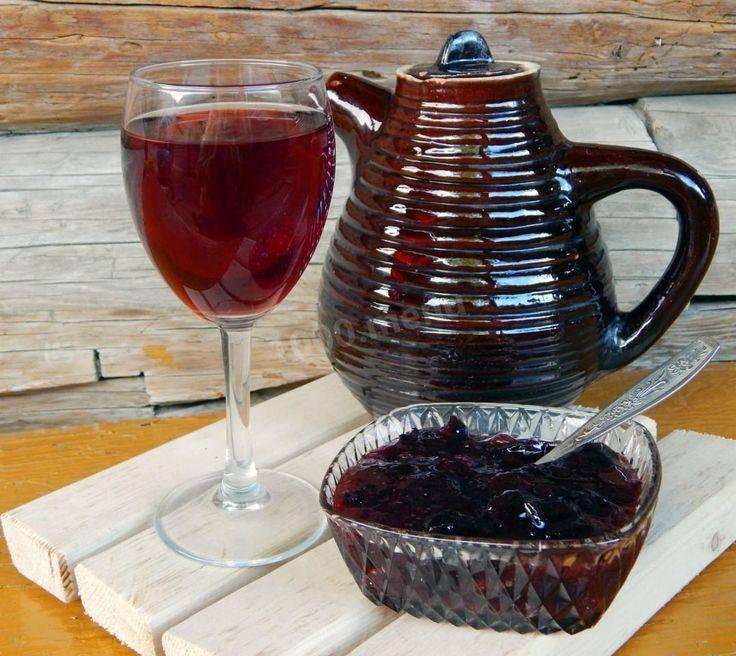 Вино из варенья смородины - простой пошаговый рецепт для приготовления в домашних условиях