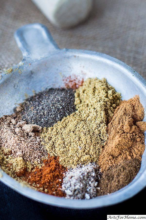 Как сделать соль с ароматными приправами — топ 8 рецептов для взрыва вкуса