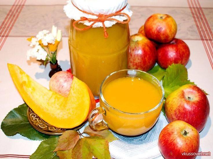 Сок из тыквы - особенности приготовления, 7 рецептов
