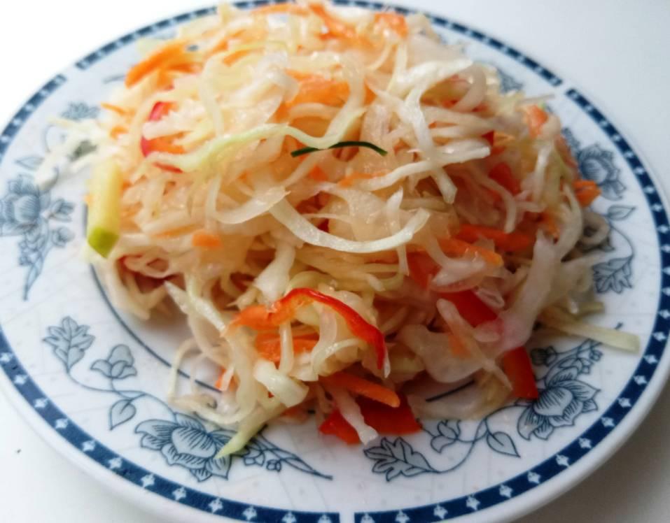 Хрустящая маринованная капуста быстрого приготовления – рецепты с уксусом и без