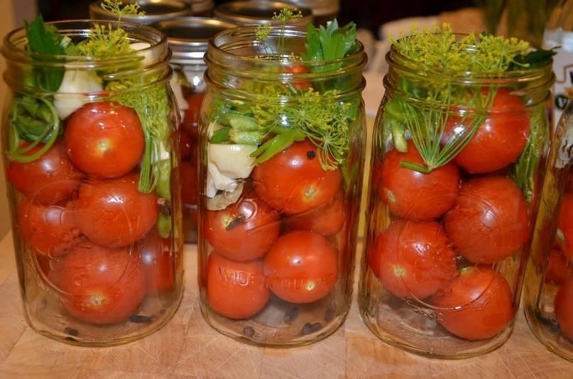 Как делать хреновину из зеленых помидор