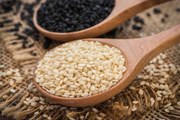 Кунжутное семя — полезные свойства, противопоказания и как принимать