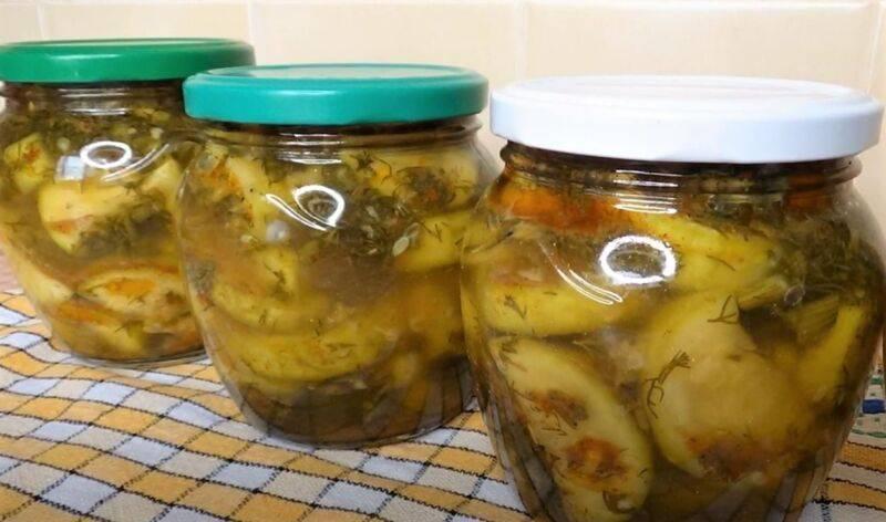Салаты из свежих (сырых) кабачков: 6 быстрых и вкусных рецептов