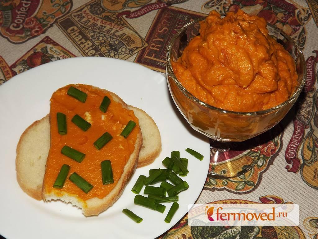Простые варианты морковной икры на зиму рецепты