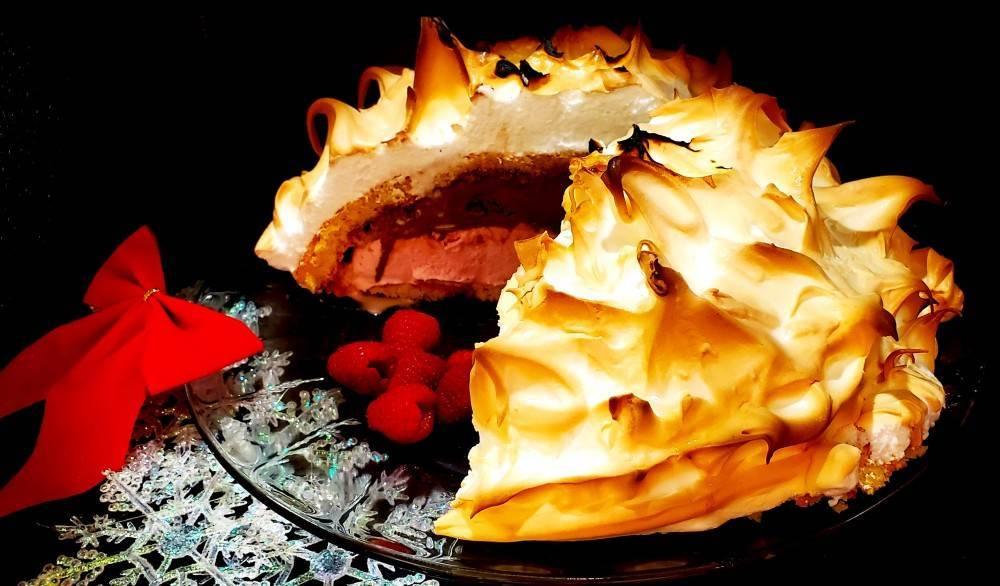 Торт с мороженым - пошаговые рецепты приготовления вкусного десерта