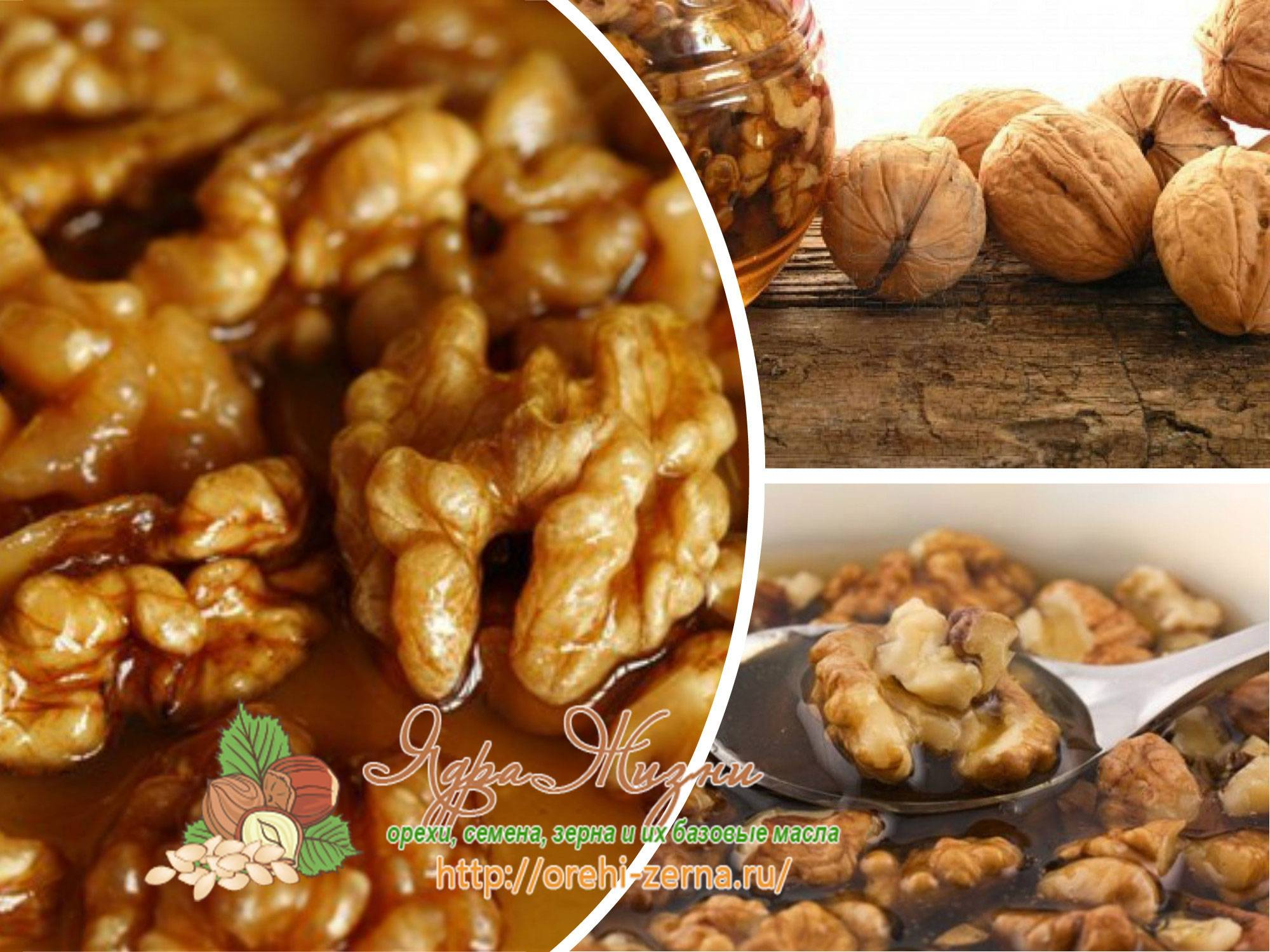 Панкреатит и грецкие орехи