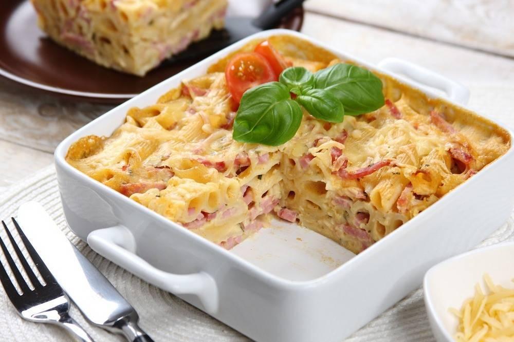 8 рецептов вкуснейших запеканок из макарон, которые можно приготовить из остатков в холодильнике - лечо в банке - вкусная зима!