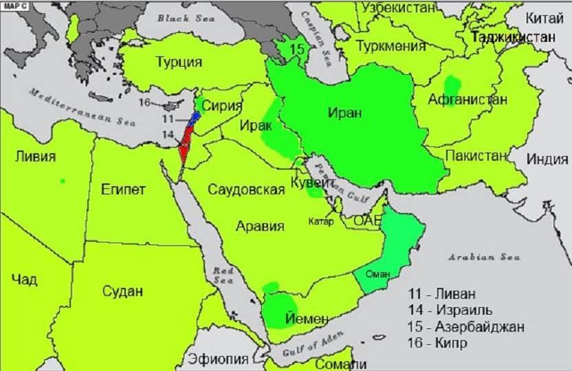 Образование на ближнем востоке: как запад формирует взгляды арабской молодежи