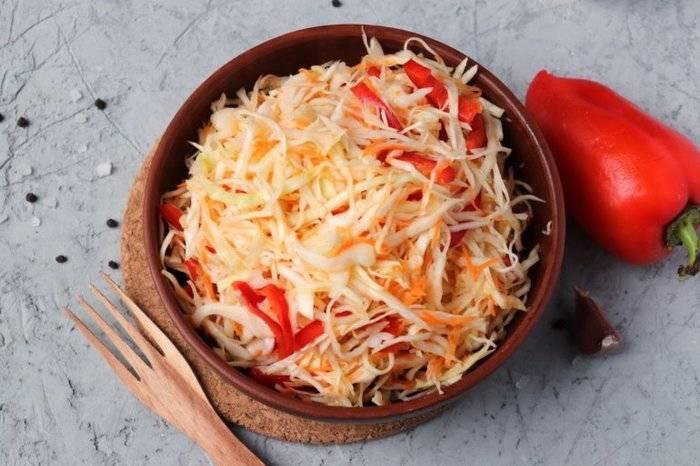 Как быстро замариновать капусту — 12 простых и быстрых способов