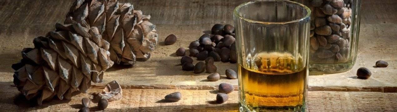 Самогон на кедровых орешках - рецепты приготовления