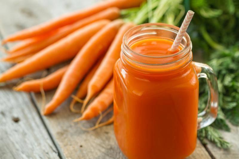 Морковно-яблочный сок на зиму и способы его приготовления