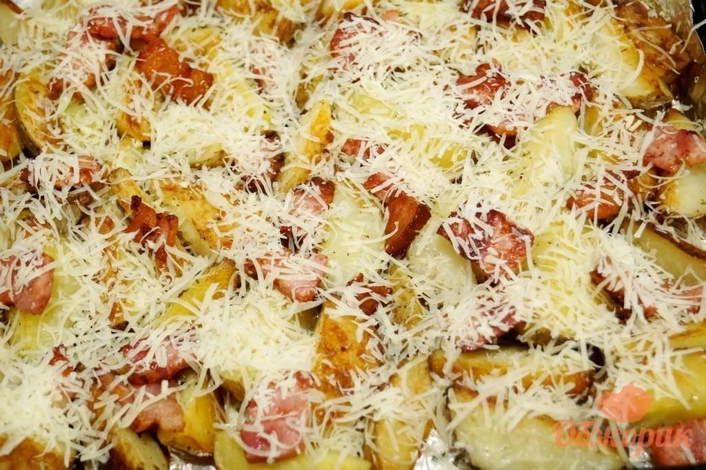 Картофель с сыром, 20 лучших рецептов картошки с сыром