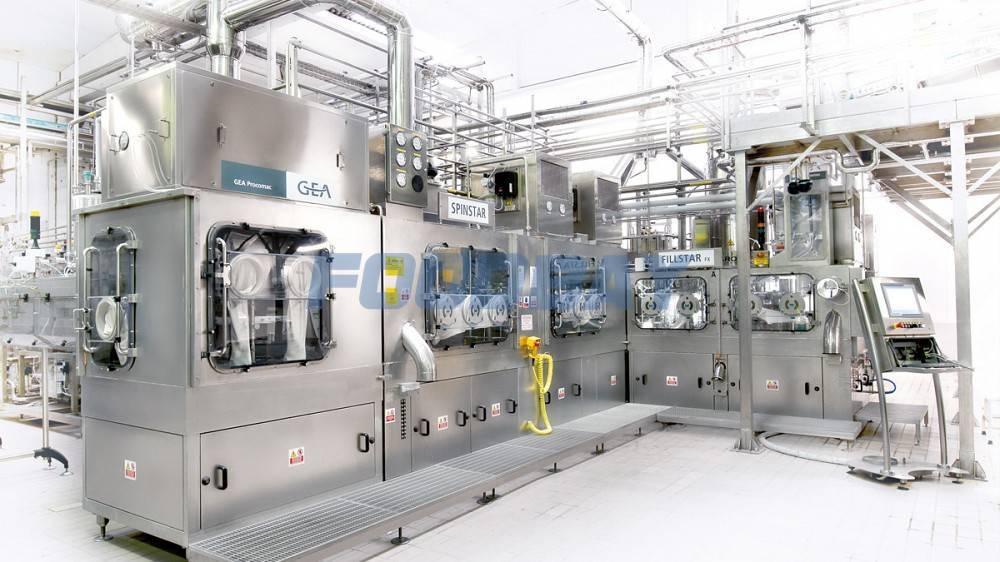 Оборудование для стерилизации консервов