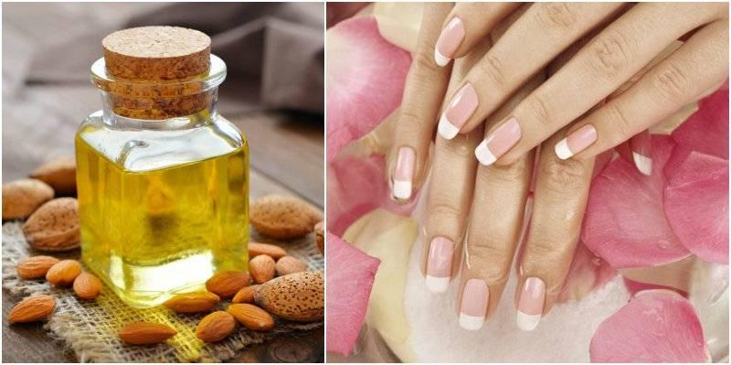 Лечение и укрепление ногтей маслами: какие масла полезны и как ими пользоваться