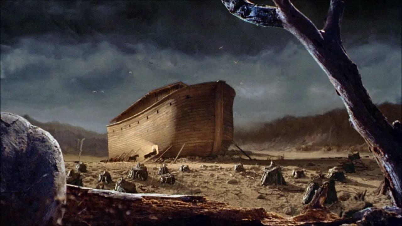 Как строили дискообразный ковчег по божьему велению?   крамола