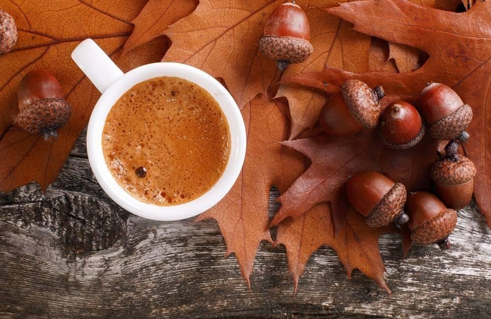 """""""кофе"""" из желудей - пошаговый рецепт с фото на сайте банк поваров"""