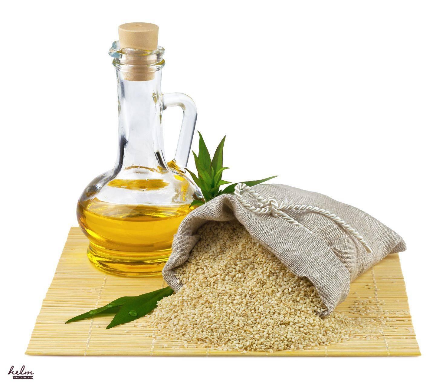 Кунжутное масло и полезные свойства