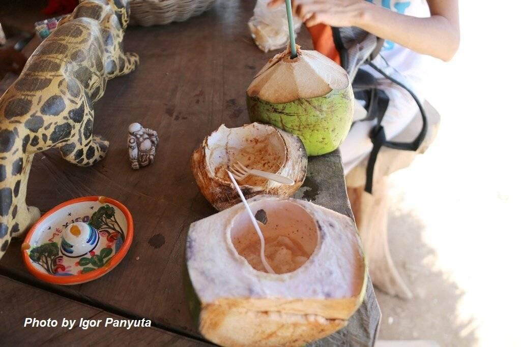 Молоко кокосовое - рецепты