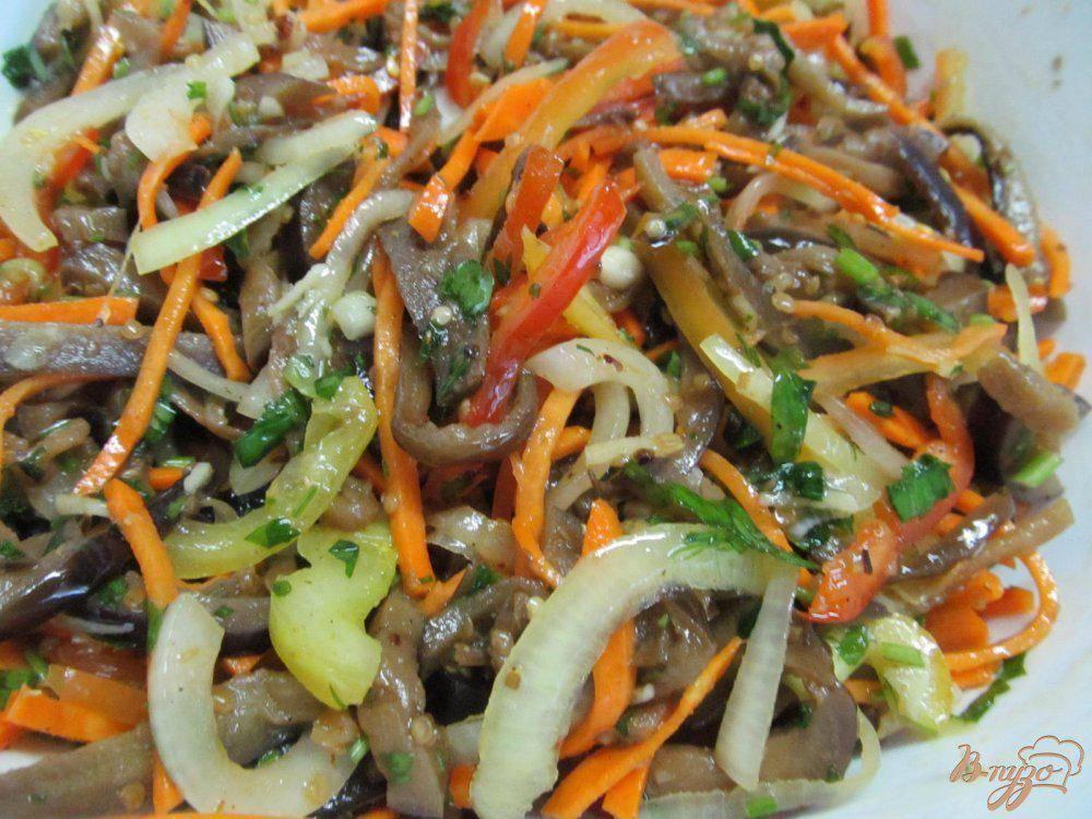 Баклажаны по-корейски на зиму: самый вкусный рецепт быстрого приготовления