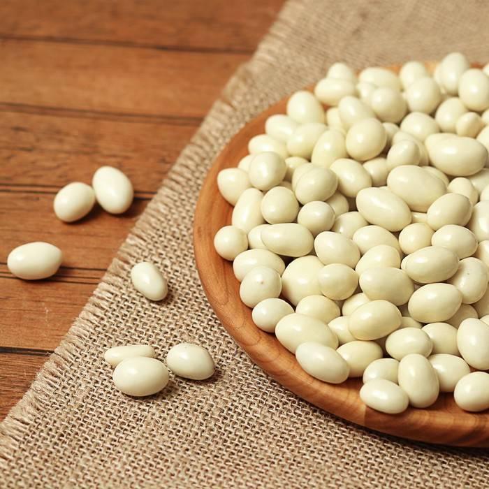 Как пожарить арахис в микроволновке с солью в скорлупе - ешь здорово!
