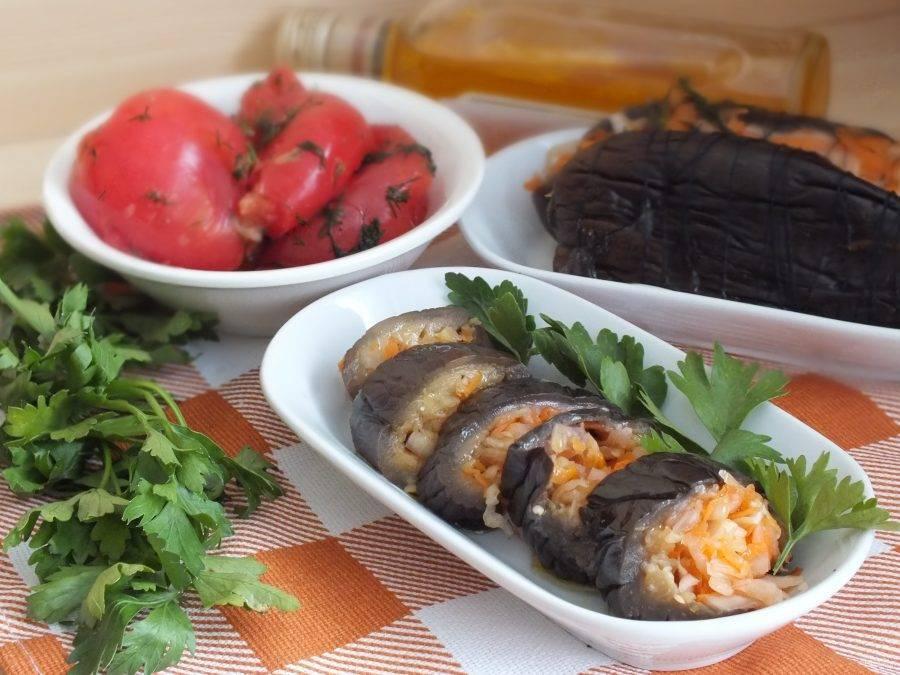 Соленые баклажаны – 5 быстрых рецептов приготовления вкусных баклажан