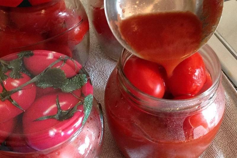 Как консервировать помидоры на зиму в банках: пошаговый рецепт приготовления с фото, полезные рекомендации, видео