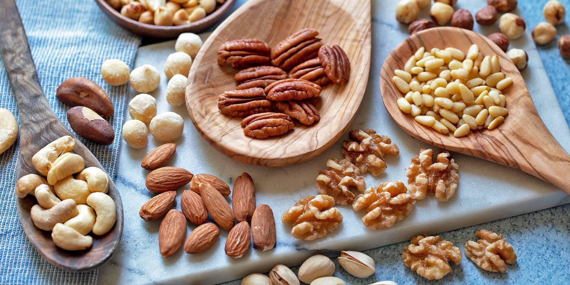 Орехи для потенции: самые полезные орехи для мужчин | mansecret