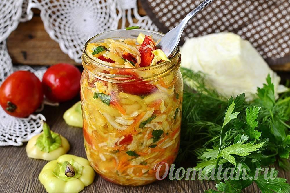 Квашенный перец, фаршированный капустой и морковью: рецепты, а также способы хранения и заготовки на зиму русский фермер