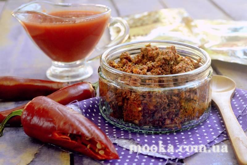 Аджика на зиму — 7 лучших рецептов вкусной домашней аджики