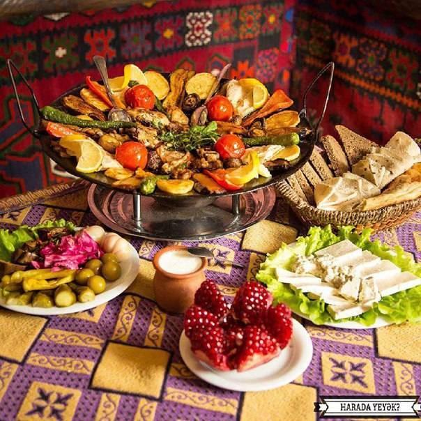 Русско-азербайджанский разговорник, слова и фразы для туриста в азербайджане