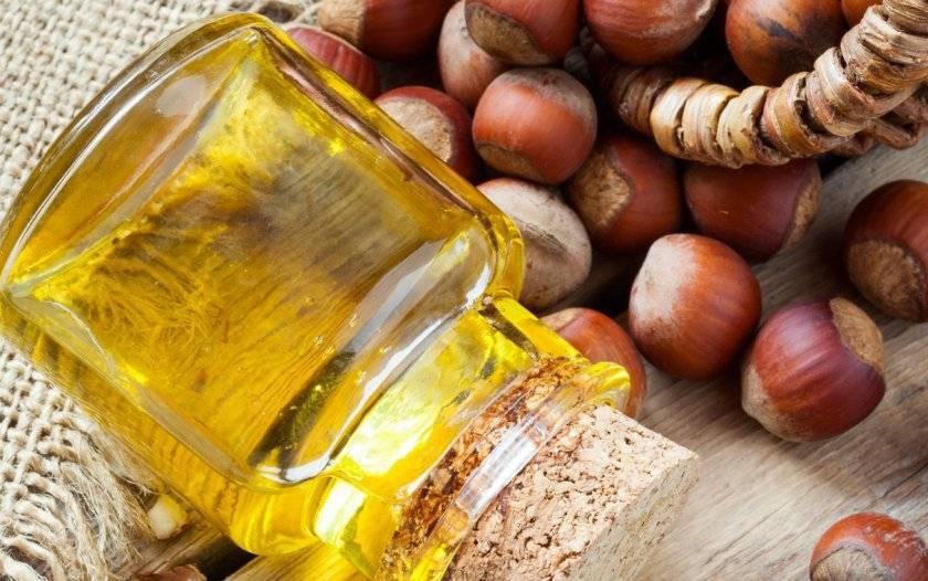 Масло лесного ореха и его полезные свойства