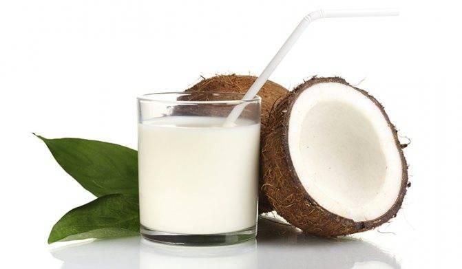 С какого возраста можно кокос и кокосовое молоко ребенку | уроки для мам