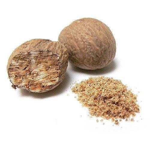 Мускатный орех — 12 полезных свойств и противопоказания
