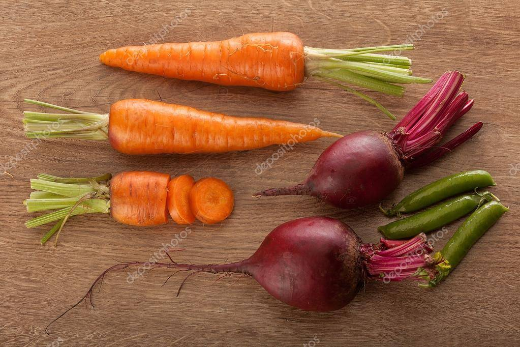 Консервированные салаты из свеклы и моркови