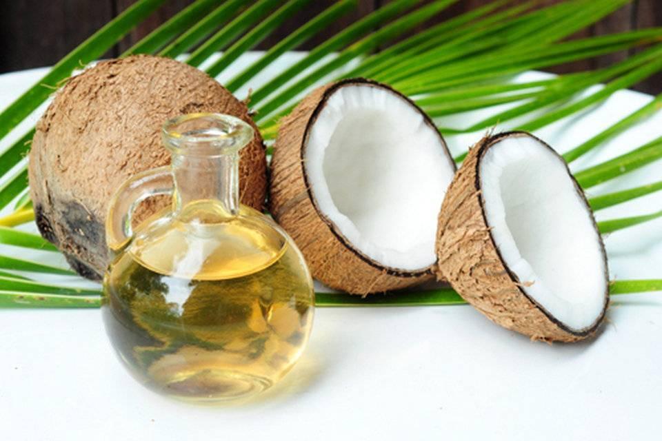 Кокосовое масло применение в косметологии, польза и вред
