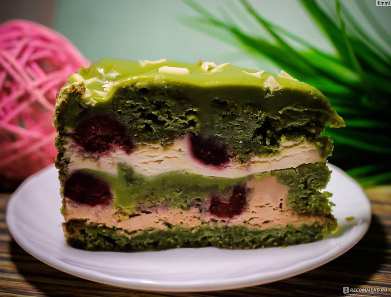 Фисташковый торт с малиной: рецепт, приготовление пошагово
