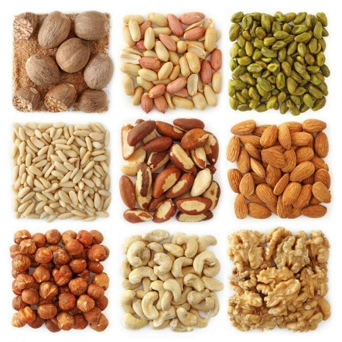 Орехи при запорах: какие можно, какие нельзя - медицина