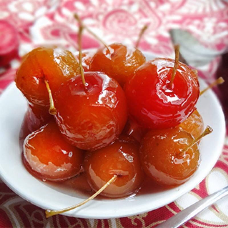Прозрачное варенье из райских яблок с хвостиками: 8 простых рецептов на зиму