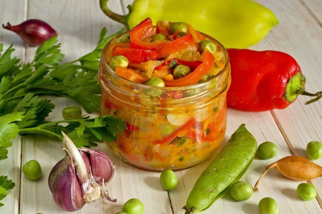 Кубанский салат на зиму — проверенные рецепты с фото