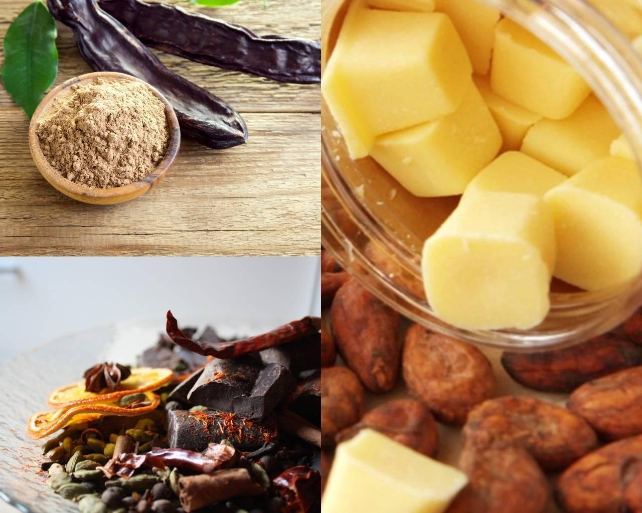 Масло какао - полезные свойства и применение