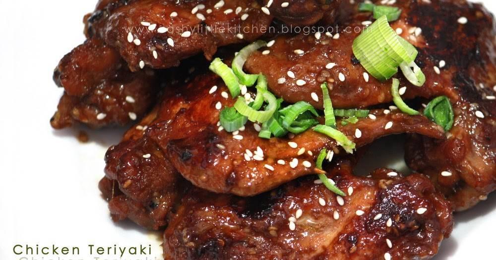 Курица терияки: рецепты