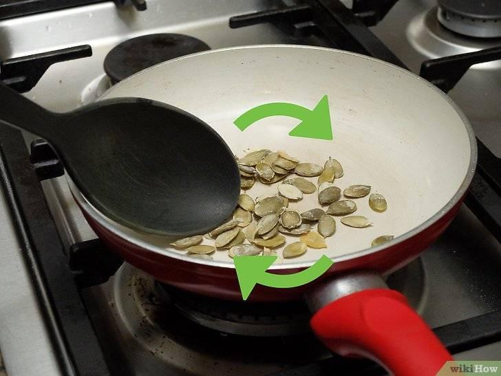 Как чистить тыквенные семечки быстро и в больших количествах?