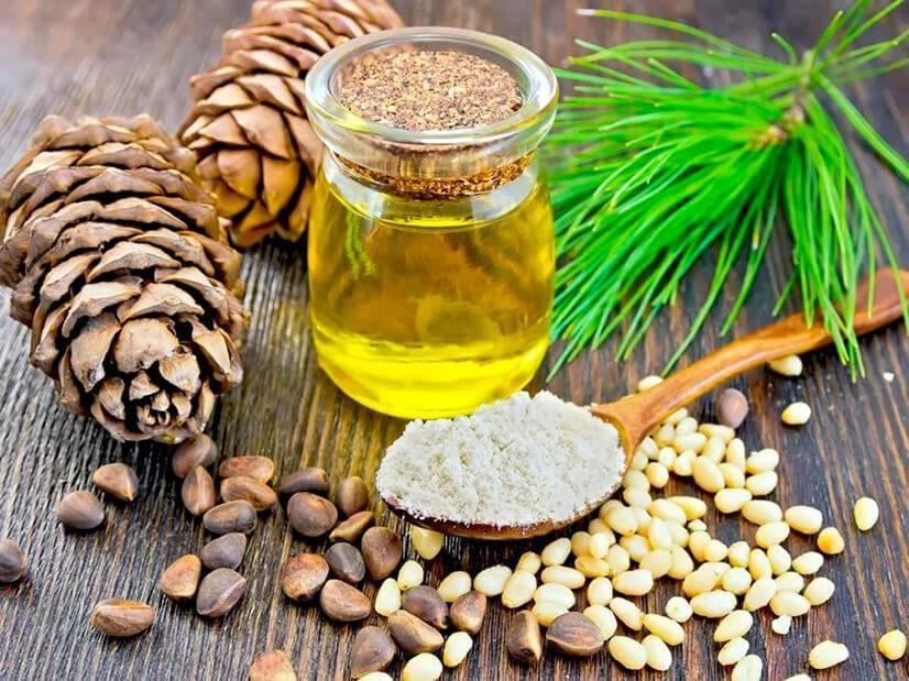 Эфирное масло кедра: свойства и применение в косметологии и медицине