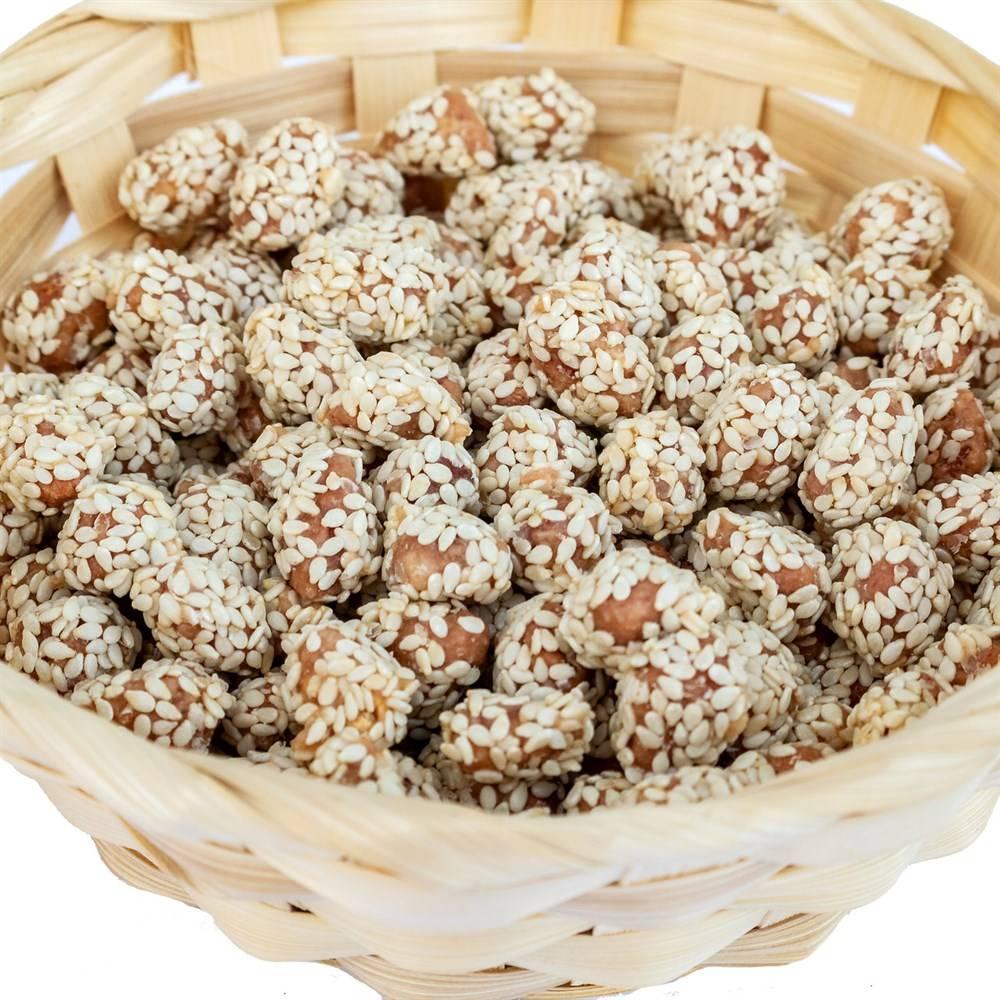 Рецепты с арахисом