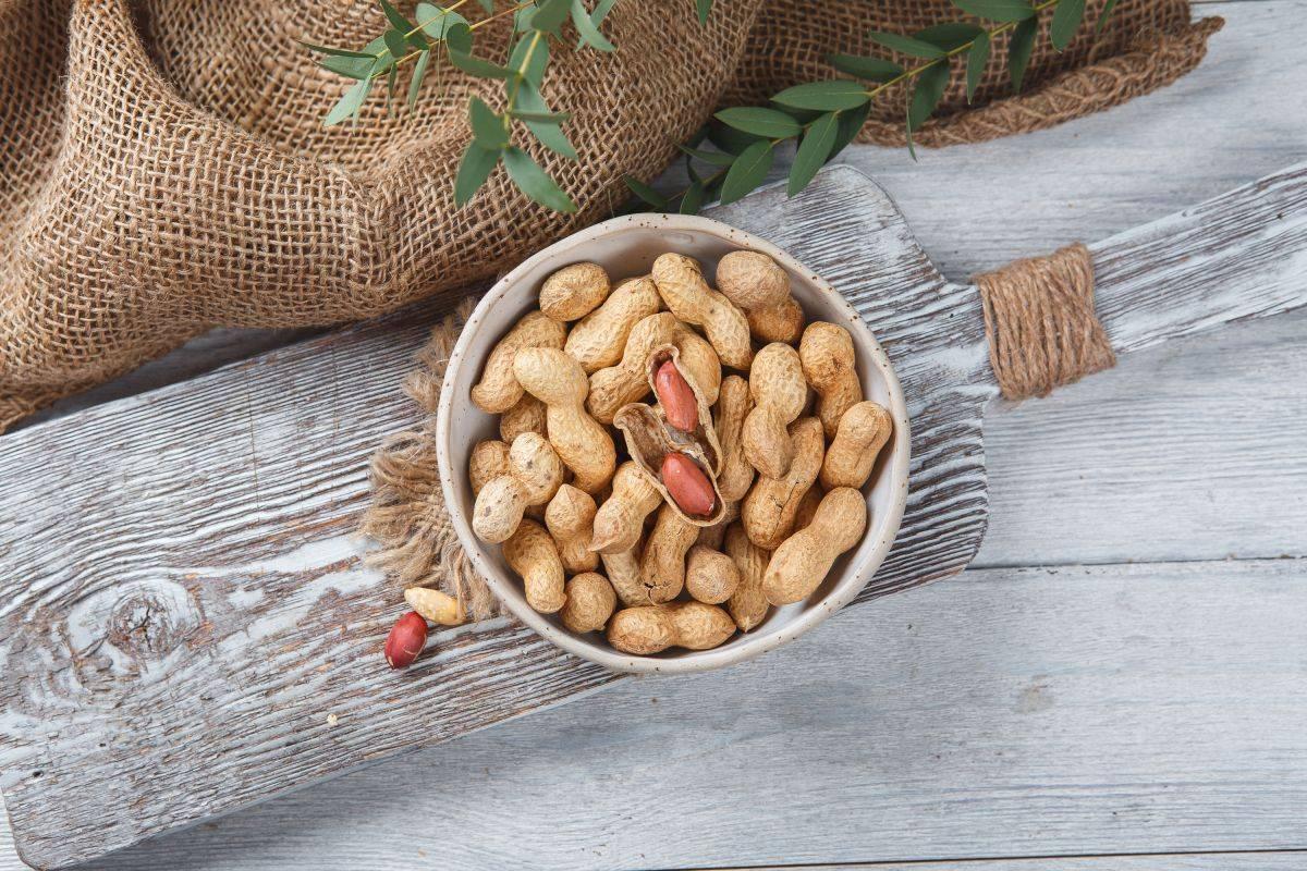 Как пожарить арахис на сковороде, в духовке, микроволновке | cookingfood.com.ua