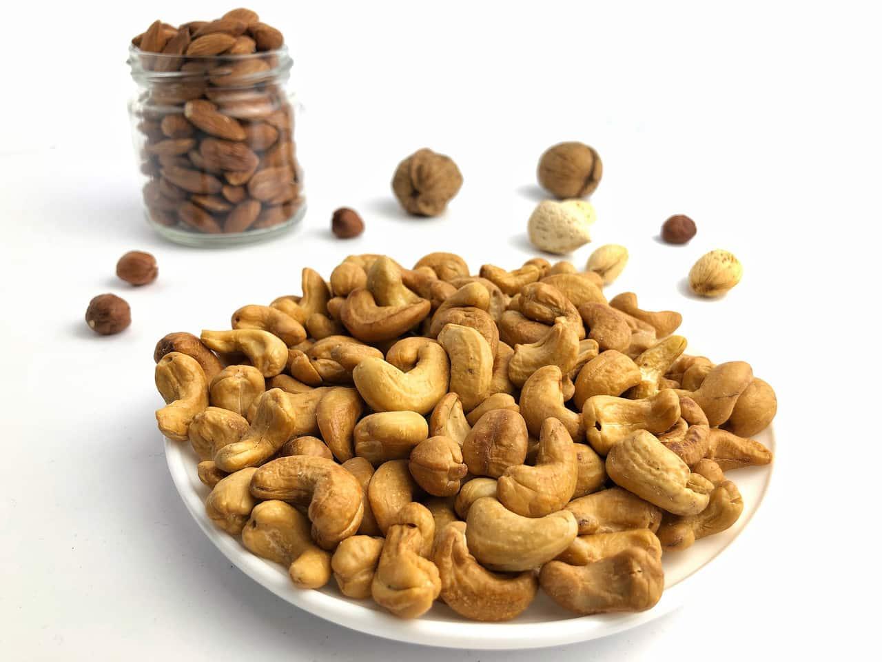 Как грецкие орехи жарить