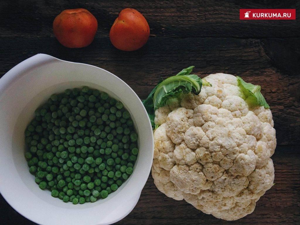 Маринованная цветная капуста со стручковой фасолью. разносолы из капусты. готовим, как профессионалы!