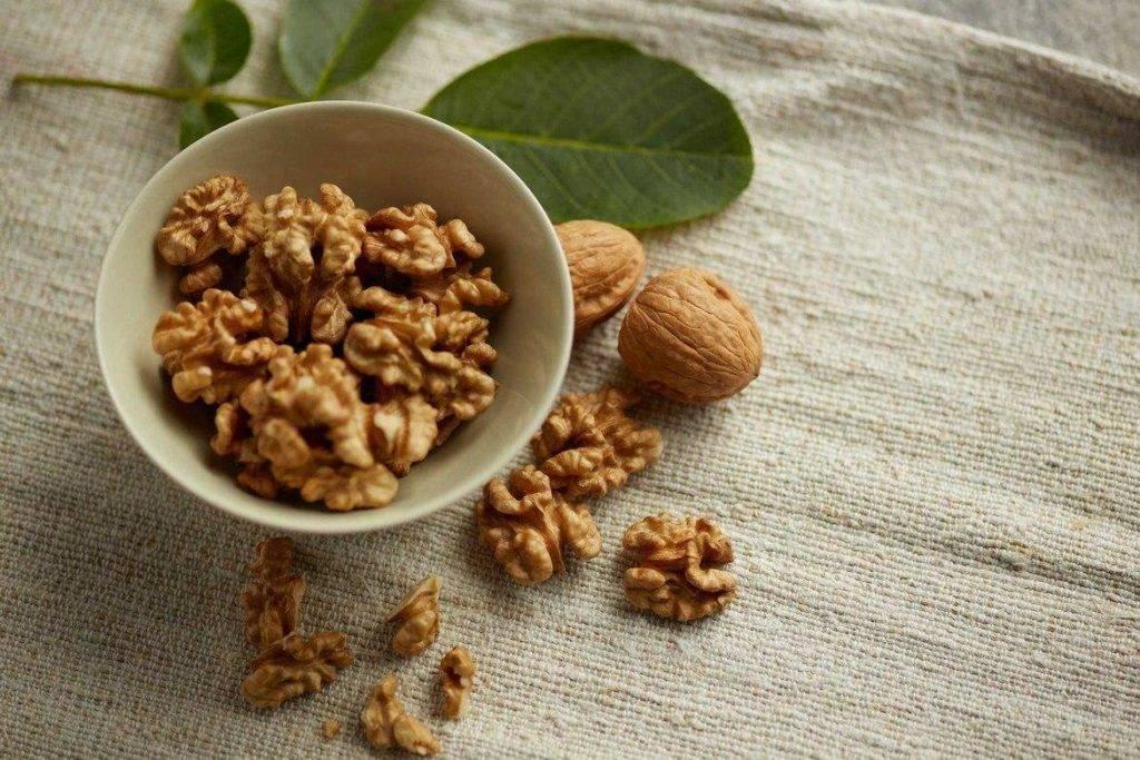 Орехи при беременности по семестрам и на ранних сроках