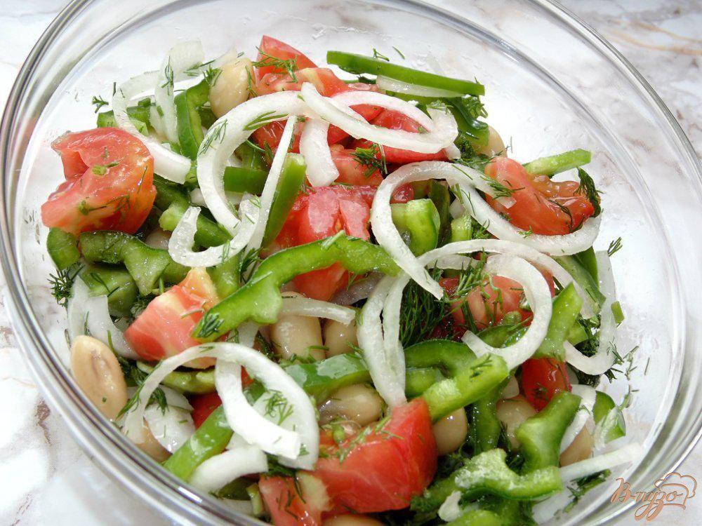 "Салат ""по-брестски"" с помидорами   заготовки (усадьба)"